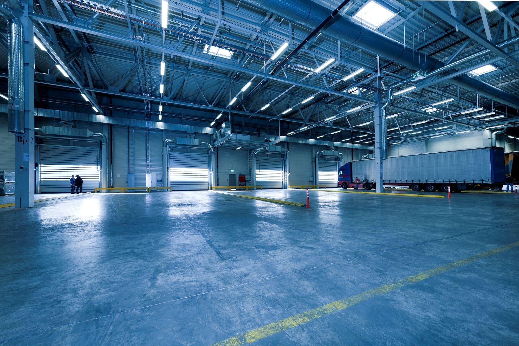 Sarwar Logistics Warehouse